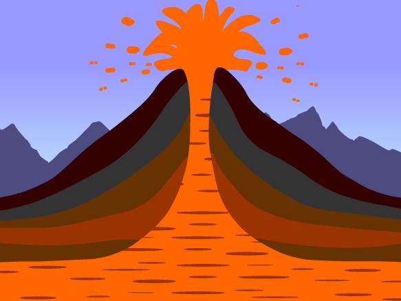 Volcanoes BrainPOP