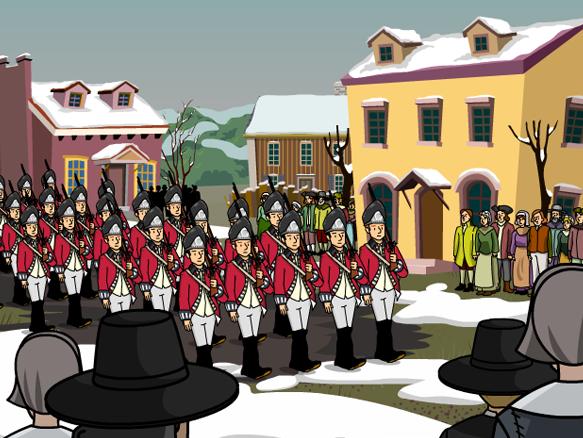 American Revolution Timeline GameUp BrainPOP – American Revolution Timeline Worksheet